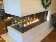 ヒュッテ目黒(介護付有料老人ホーム)の画像(9)1F 暖炉①