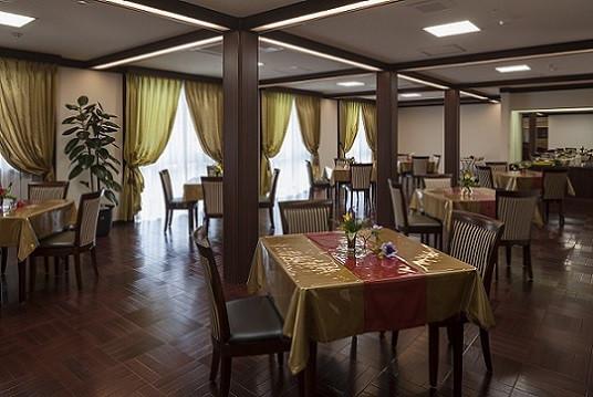ラ・ナシカさいたま(介護付有料老人ホーム)の画像(2)食堂