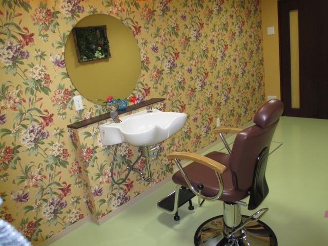 ラ・ナシカさいたま(介護付有料老人ホーム)の画像(3)理美容室