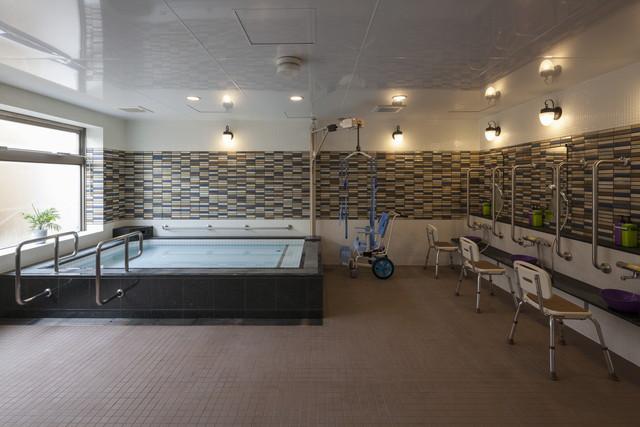 ラ・ナシカさいたま(介護付有料老人ホーム)の画像(7)大浴場