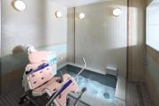 グランダ三鷹台(住宅型有料老人ホーム)の画像(9)1F 浴室