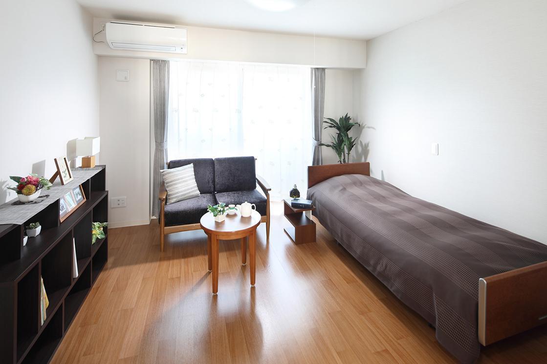 グランダ三鷹台(住宅型有料老人ホーム)の画像(2)居室イメージ