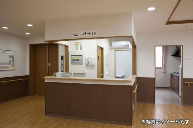 ニチイケアセンターほりにし特定施設入居者生活介護(介護付有料老人ホーム)の画像(9)