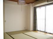 サンビレッジ三鷹(介護付有料老人ホーム)の画像(20)居室 畳