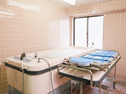サンビレッジ三鷹(介護付有料老人ホーム)の画像(22)機械浴室