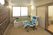 アリア目黒洗足(介護付有料老人ホーム(一般型特定施設入居者生活介護))の画像(8)1F 浴室