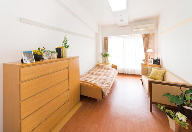 SOMPOケア ラヴィーレ小田原(介護付有料老人ホーム)の画像(9)居室