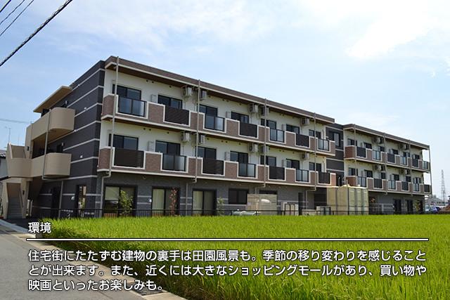 ココファンメゾン中里(サービス付き高齢者向け住宅)の画像(2)