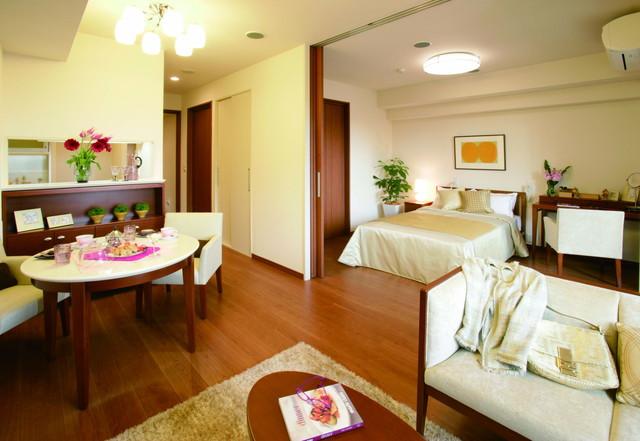 グランクレール成城(サービス付き高齢者向け住宅)の画像(4)