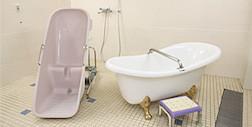 しまナーシングホーム大森(介護付有料老人ホーム)の画像(7)浴室