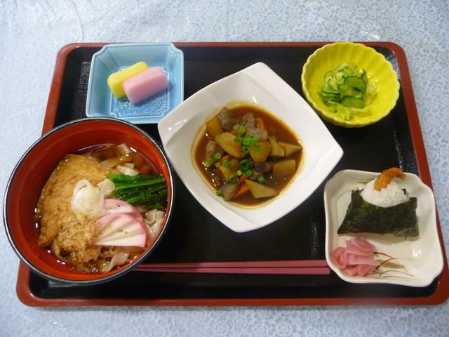 ベストライフ吉祥寺Ⅱ(住宅型有料老人ホーム)の画像(7)お食事(麺もの)
