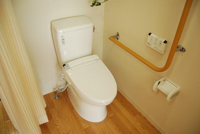 ベストライフ吉祥寺Ⅱ(住宅型有料老人ホーム)の画像(10)居室お手洗い