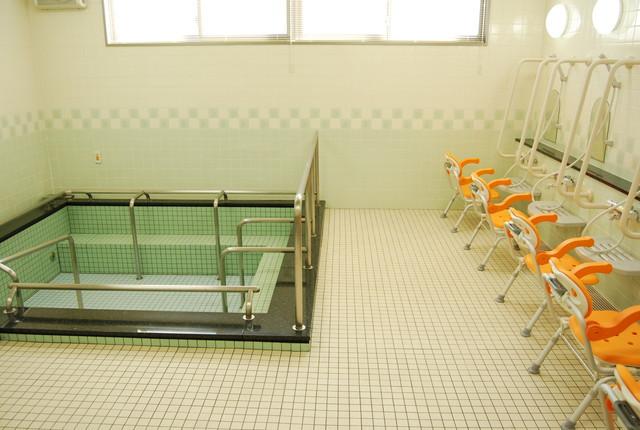 ベストライフ吉祥寺Ⅱ(住宅型有料老人ホーム)の画像(16)浴室