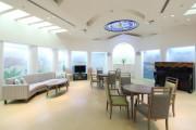 リハビリホームボンセジュール三鷹(介護付有料老人ホーム(一般型特定施設入居者生活介護))の画像(5)4F 談話スペース