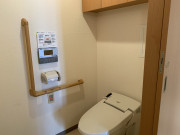 クラシック・コミュニティ横浜(サービス付き高齢者向け住宅)の画像(18)ウォシュレット
