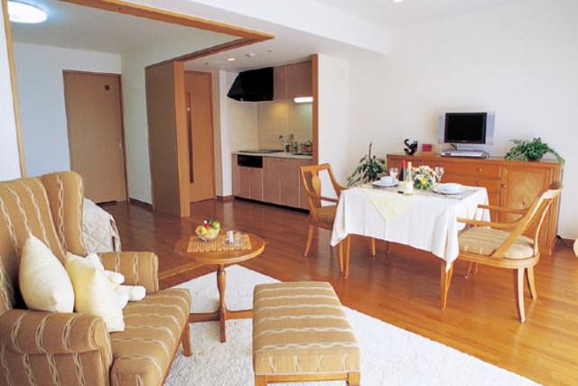 クラシック・コミュニティ横浜(サービス付き高齢者向け住宅)の画像(3)モデルルーム
