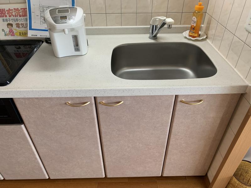 クラシック・コミュニティ横浜(サービス付き高齢者向け住宅)の画像(13)全室キッチン完備