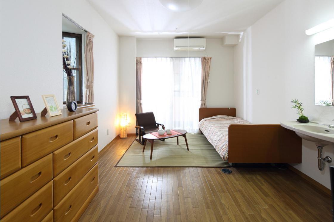 ボンセジュール湘南台(介護付有料老人ホーム(一般型特定施設入居者生活介護))の画像(2)居室イメージ
