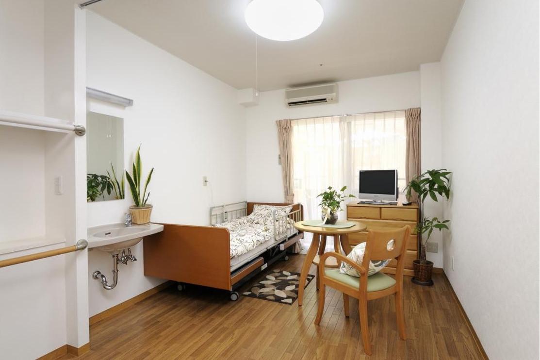 ボンセジュール湘南台(介護付有料老人ホーム(一般型特定施設入居者生活介護))の画像(3)居室イメージ