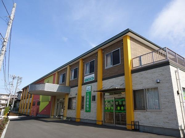 グリーンテラス湘南藤沢(サービス付き高齢者向け住宅)の画像(1)