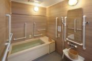グランダ鵠沼海岸(介護付有料老人ホーム(一般型特定施設入居者生活介護))の画像(7)1F 浴室