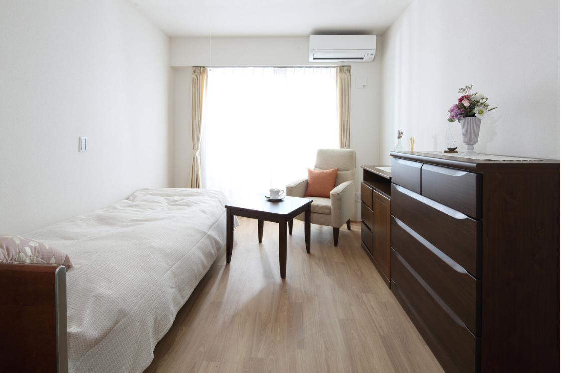 グランダ鵠沼海岸(介護付有料老人ホーム(一般型特定施設入居者生活介護))の画像(2)2F 居室イメージ