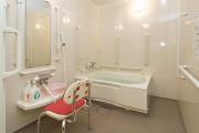 サンライズ・ヴィラ藤沢羽鳥 (住宅型有料老人ホーム)の画像(5)個浴室