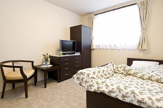 サンライズ・ヴィラ藤沢羽鳥 (住宅型有料老人ホーム)の画像(4)居室(モデルルーム)