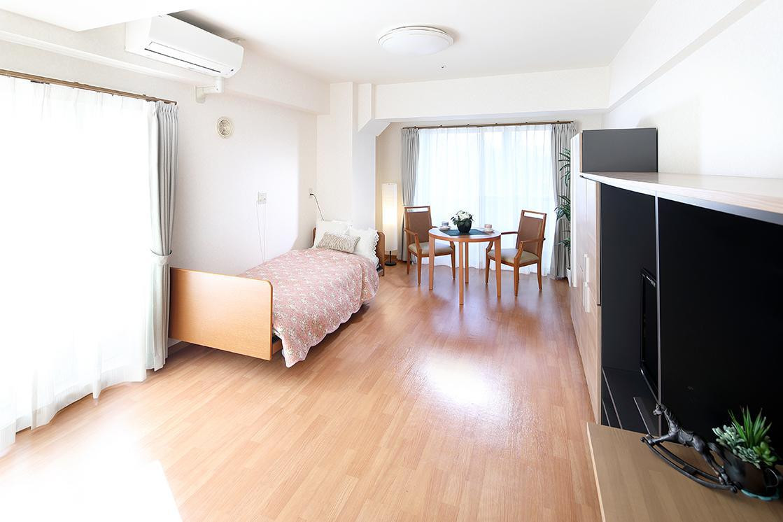 ボンセジュール千歳船橋(介護付有料老人ホーム(一般型特定施設入居者生活介護))の画像(3)Bタイプ居室イメージ