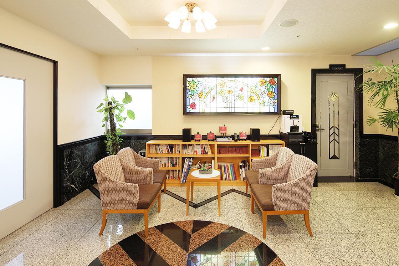 ボンセジュール千歳船橋(介護付有料老人ホーム(一般型特定施設入居者生活介護))の画像(5)1F 談話スペース