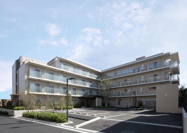 メディカルケアセンチュリーハウス藤沢(住宅型有料老人ホーム)の画像(1)外観