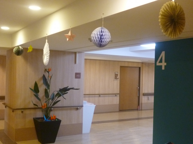 メディカルケアセンチュリーハウス藤沢(住宅型有料老人ホーム)の画像(30)2階フロア