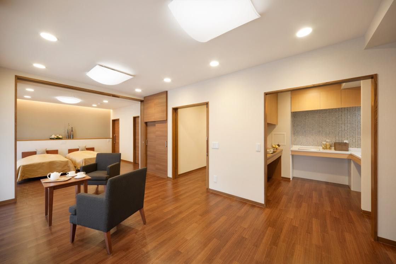 芦花翠風邸(介護付有料老人ホーム(一般型特定施設入居者生活介護))の画像(3)居室イメージ