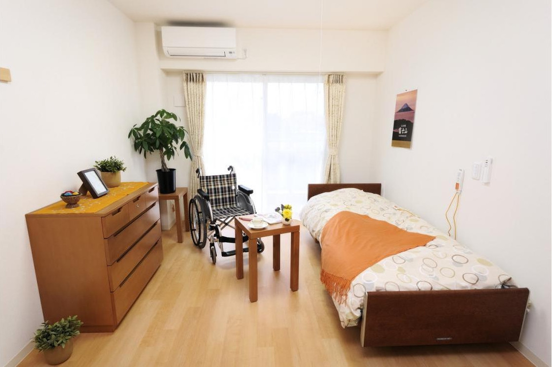 ここち平塚(介護付有料老人ホーム(一般型特定施設入居者生活介護))の画像(2)居室イメージ