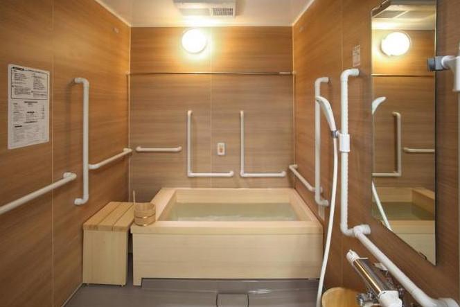 グランダ二子玉川(介護付有料老人ホーム(一般型特定施設入居者生活介護))の画像(9)3F 浴室