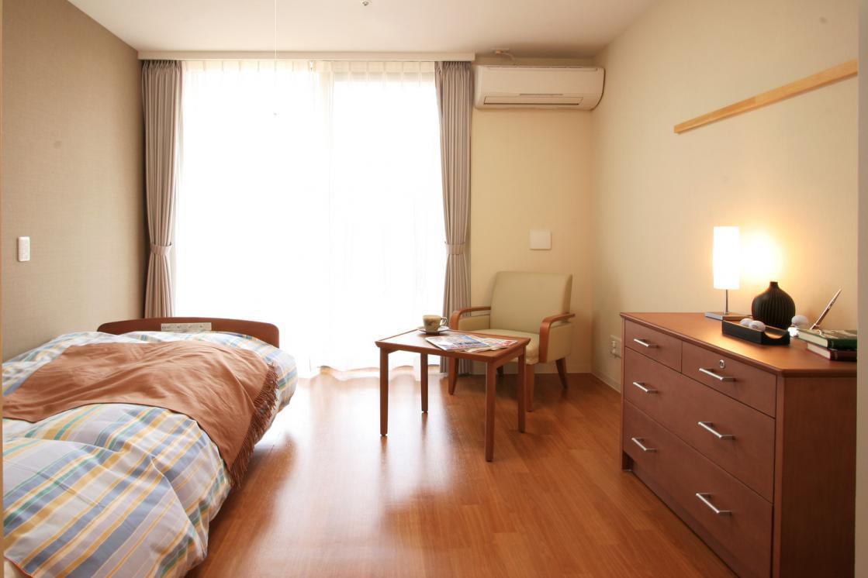リハビリホームグランダ瀬田(介護付有料老人ホーム(一般型特定施設入居者生活介護))の画像(2)居室イメージ