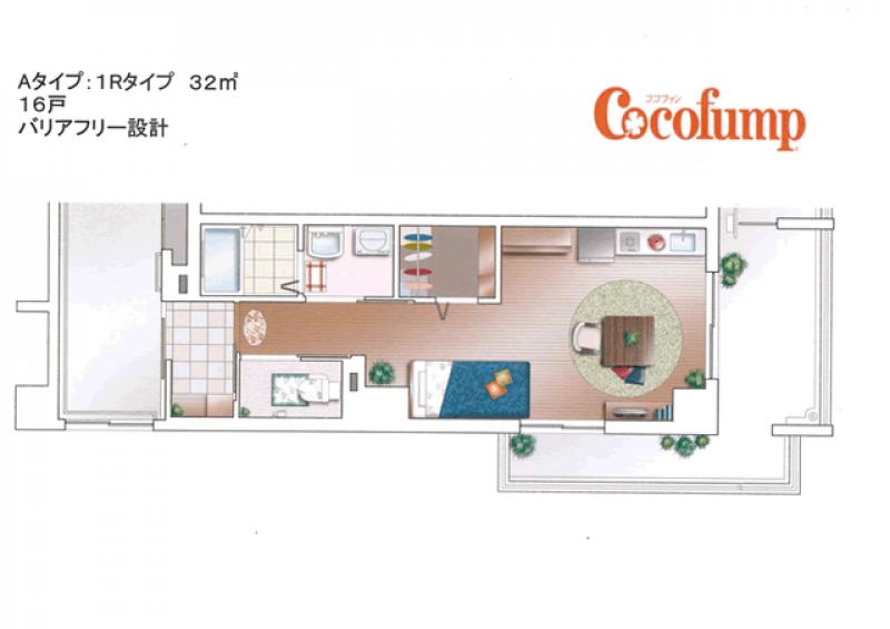 ココファン湘南(サービス付き高齢者向け住宅)の画像(2)