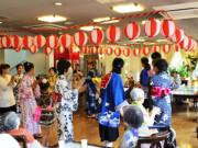 シルバーシティ武蔵野(介護付有料老人ホーム)の画像(26)納涼祭