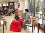 シルバーシティむさしの欅館(介護付有料老人ホーム)の画像(27)観桜会(野点)