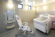 グランダ上野毛(住宅型有料老人ホーム)の画像(9)1F 浴室