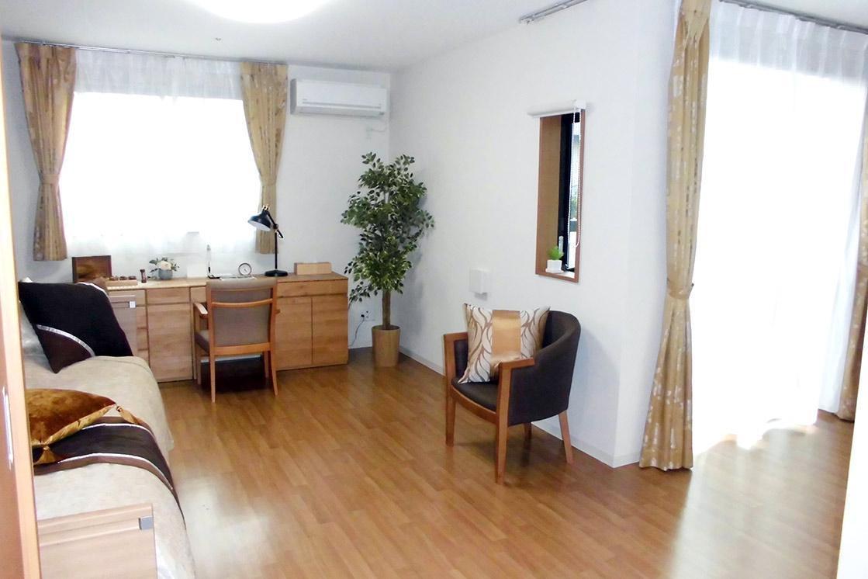 グランダ上野毛(住宅型有料老人ホーム)の画像(3)居室イメージ
