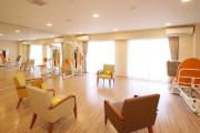 リハビリホームグランダ芦花公園(介護付有料老人ホーム(一般型特定施設入居者生活介護))の画像(10)1F 機能訓練室