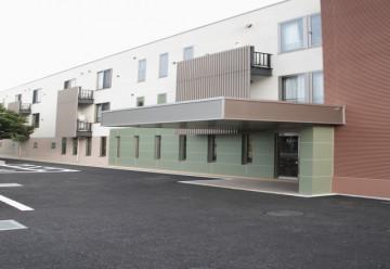 住宅型 有料老人ホーム ホスピスケアホームライブクロスの画像