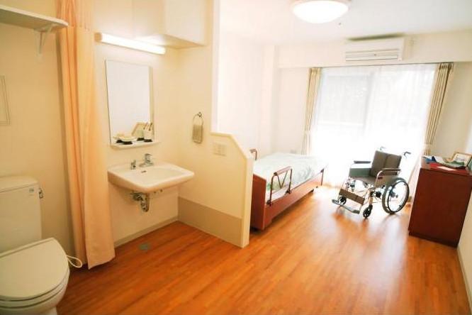 まどか押上(介護付有料老人ホーム(一般型特定施設入居者生活介護))の画像(2)居室イメージ