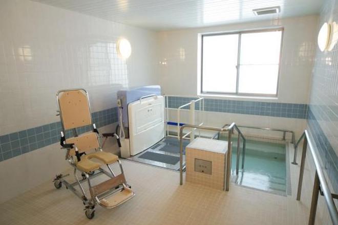 まどか押上(介護付有料老人ホーム(一般型特定施設入居者生活介護))の画像(5)浴室