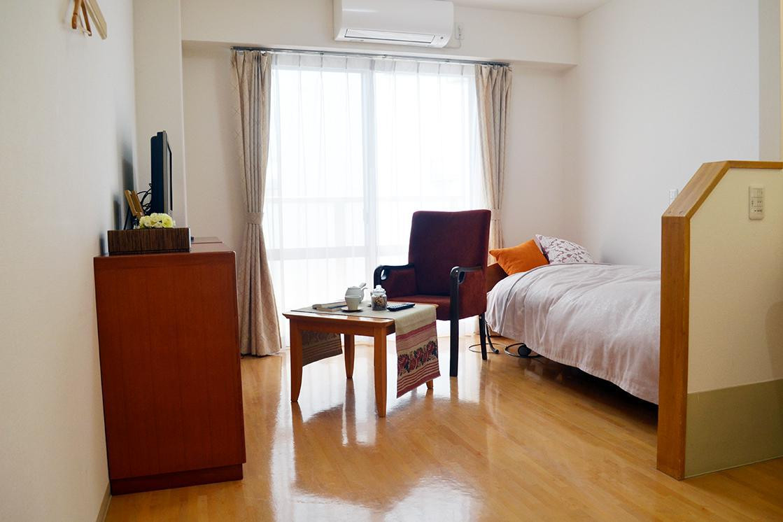 メディカルホームまどかときわ台北(介護付有料老人ホーム(一般型特定施設入居者生活介護))の画像(2)居室イメージ