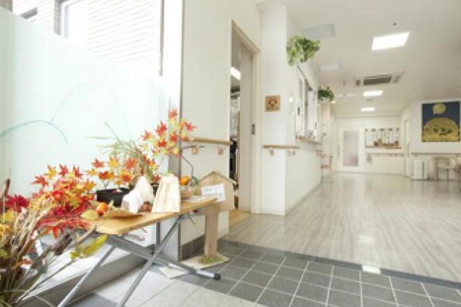 メディカルホームまどかときわ台北(介護付有料老人ホーム(一般型特定施設入居者生活介護))の画像(3)1F エントランス