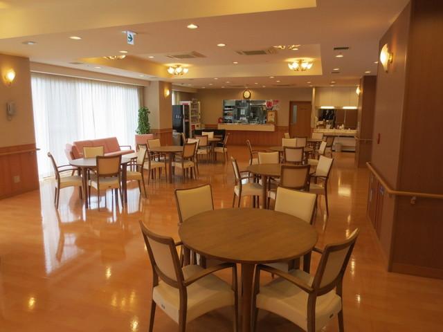 ツクイ・サンシャイン町田東館食堂
