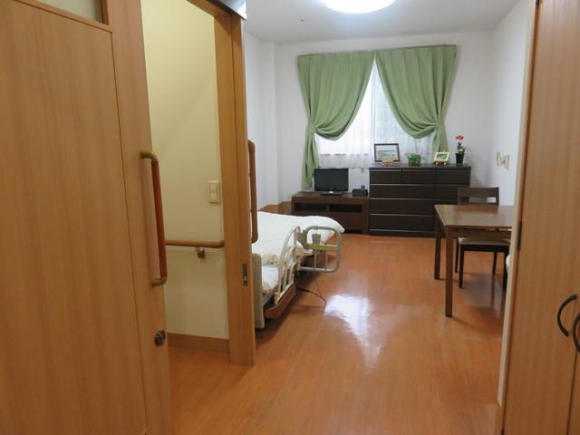 フォーライフ大宮公園居室