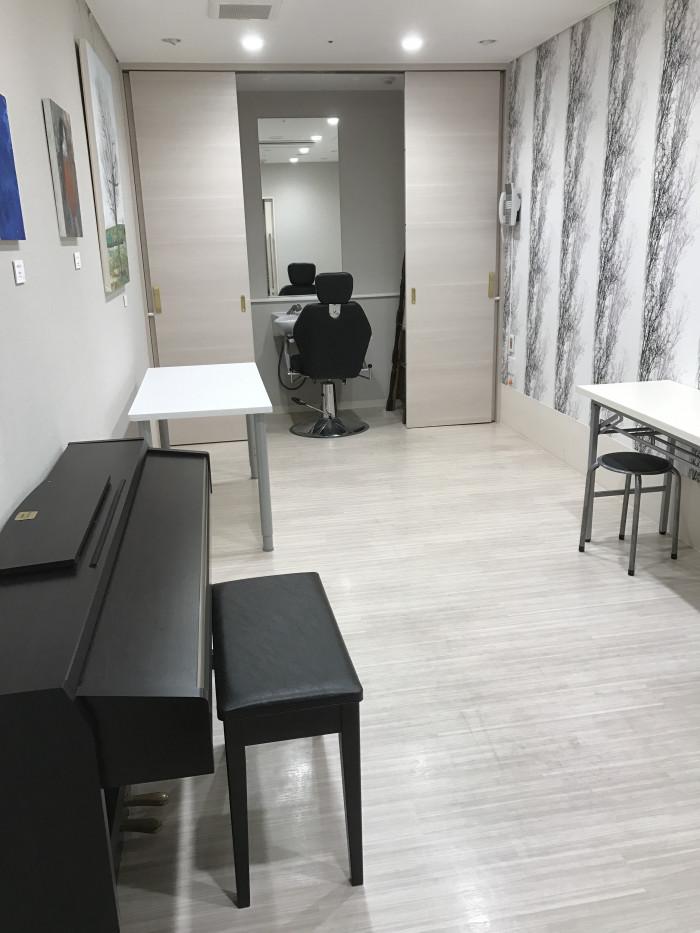 チャームスイート新井薬師理美容室
